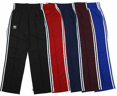 Adidas Men's Trefoil Legacy 3-Stripe Track Pants, Color Options