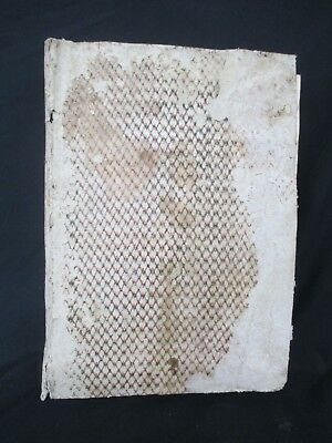 1496 Illuminated Incunable Milestone of Catholic Church's Theological Doctrine H