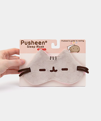 Original Pusheen Sleep Mask by Gund (Kawaii) - Free Shipping in Australia