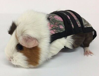 Piggy Pants Guinea Pig Diapers-Pink Camo  ***FREE SHIPPING***