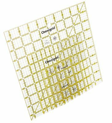 Omnigrid Ruler Value Pack 2, Package of Four
