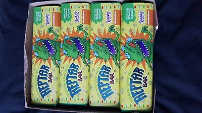 Reptar Bar FYE Exclusive Candy Bar Milk Chocolate - Green Frosting