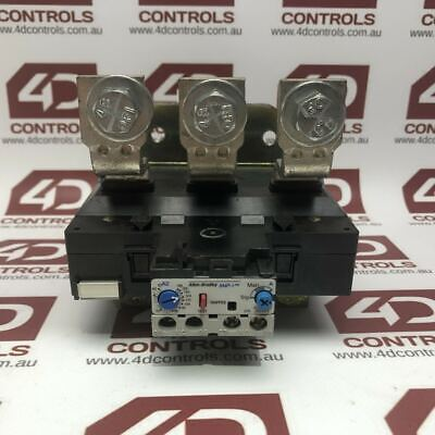 Allen Bradley 193-A4M5 Overload Relay IEC Solid State - Used - Series A