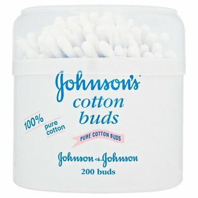 Johnson Baby Cotton Buds Pack Of 6 Total Of 1200 Free And Fast Delivery New