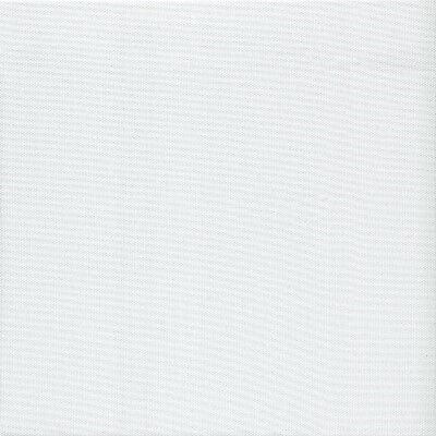 32 count Zweigart Murano Lugana E/W Cross Stitch Fabric Antique White 49x69cm