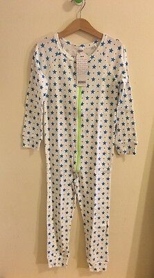 BNWT Bonds girl Or Boys Sleep Suits Size 5