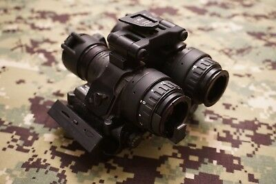 PVS-14 Active Night Vision Recording Unit BLACK ANVIS Sentinel Tactical Crye NVG