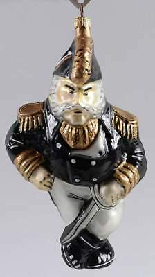Slavic Treasures VANDERBILT COMMODORES-FIGURE Ornament