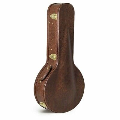 Banjo Case, hard case for 17 or 19 fret banjo.