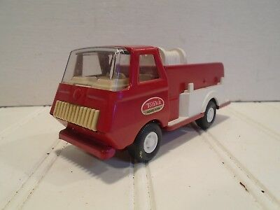 Tonka Mini Fire Pumper Truck Vintage 1960s Fire Engine