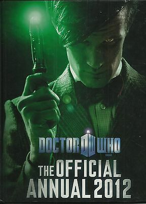 Doctor Who The Official Annual 2012 [Hardcover]