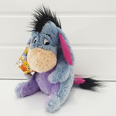 Disney Store Exclusive Eeyore From Winnie The Pooh - Soft Plush - Used With Tag