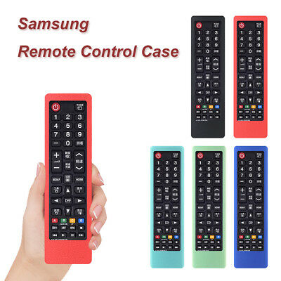 TV Remote Control Cover Case Skin Silicone Protective For Samsung AA59-00816A