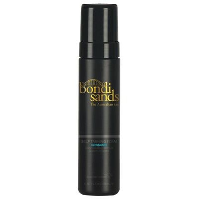 BONDI SANDS ULTRA DARK 200mL SELF TANNING FOAM x1