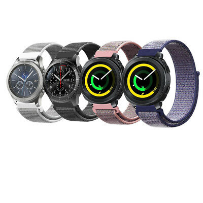 For Samsung Gear S3 / S2 Classic / Frontier Sport Watch Band Nylon Strap Bands