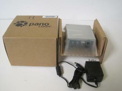 New Pano Logic Thin Zero Virtual Desktop Client Server Chrome N14939 Rev. C NIB