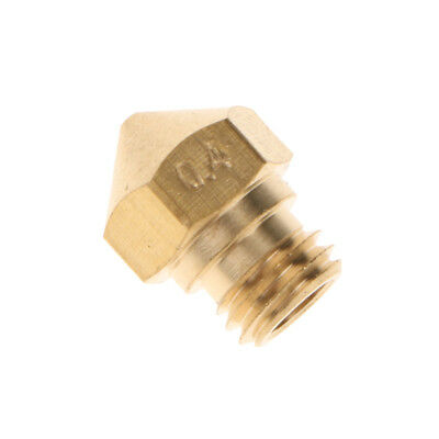 3D Printer Nozzle 0.4mm Extruder Print Head Accessories For 1.75MM MK10