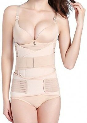 Upgrade Version Postpartum Girdle Post Belly Belt After Birth C-section Recovery