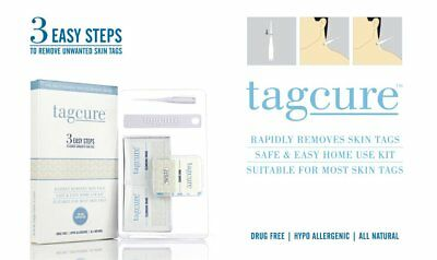 Micro TagCure skin Tag Remover Device Kit Fast Effective Skintag Treatment Wart