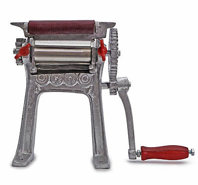 Cast Iron Brass Hand Press Dry Squid Meat Extractor Fruit Sugar Cane