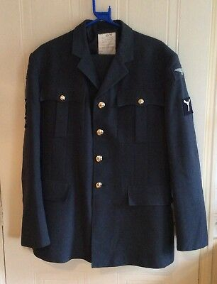 RAF Uniform Jacket & Trousers - Ideal For Goodwood, Pickering War Weekend etc.
