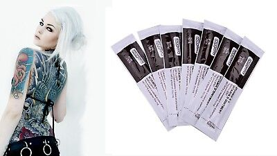 TATTOO AFTERCARE Cream Sachets Microblading Ointment Inked Vitamin A & D Healing