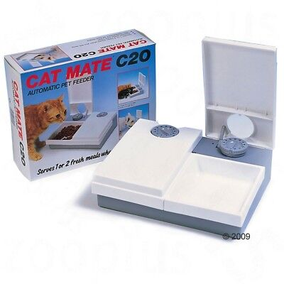 Pet Mate C20 Automatic Pet Feeder For A Cat Kitten Puppies Small Dog 201C