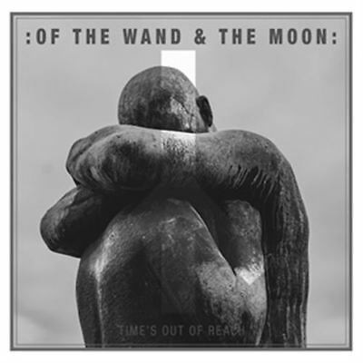 """OF THE WAND AND THE MOON Time's out of Reach 7"""" FROSTED CLEAR VINYL 2018 LTD.250"""