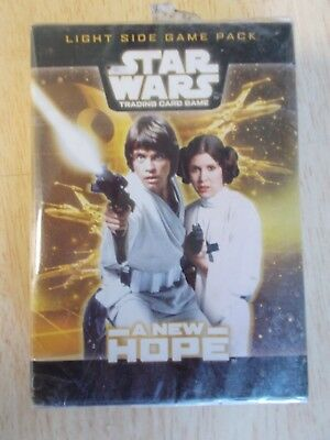 Star Wars - A New Hope - Light Side Game pack - Trading Card Game