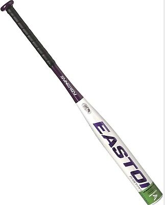 "Easton FP 55 Synergy Fast Pitch Softball Bat  -11 30"" 19oz NEW!"