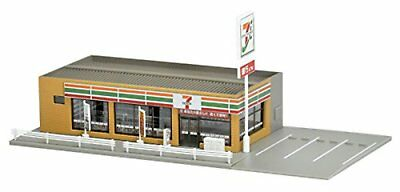 Tomix N Scale Convenience Store Seven-Eleven 4262 F/S w/Tracking# New from Japan