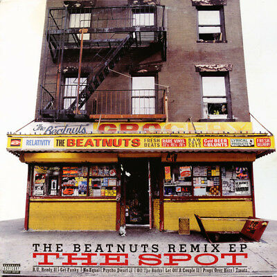"""The Beatnuts - The Spot (The Beatnuts Remix EP) (12"""", EP, RE) Vinyl"""