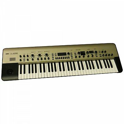 KORG King Korg - Analoger Modeling-Synthesizer  • Zustand: Sehr Gut •