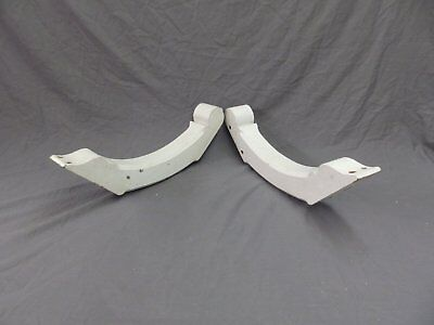 Antique Pr Wood Corbels Brackets Victorian Gingerbread Shabby Old Chic 292-18P