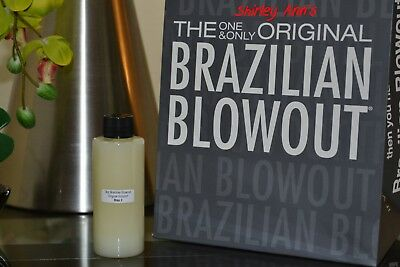 Brazilian Blowout Professional Hair Smoothing Solution - 3oz (DIY)