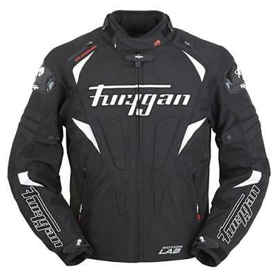 FURYGAN Wind - Jacke - black Motocross Enduro MX Cross