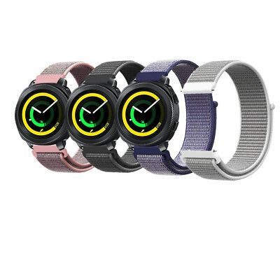 For Samsung Gear S2 Classic / Gear S2 Sport Watch Band Nylon Sport Strap Bands