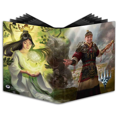 PREORDER ULTRA PRO Magic The Gathering PRO Binder 9 POCKET Masters 25 Holds 360