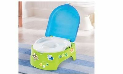 Summer Infant My Fun Baby Potty Seat & Step Stool with Reward Stickers