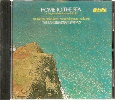 Home to the Sea The San Sebastian Strings Rod McKuen CD Collectors' Choice