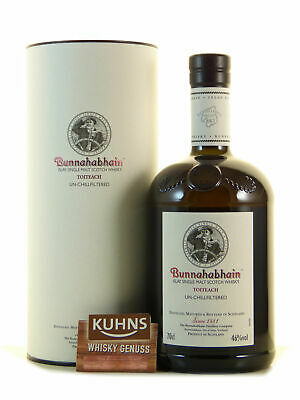 Bunnahabhain Toiteach Islay Single Malt Scotch Whisky 0,7l, alc. 46%