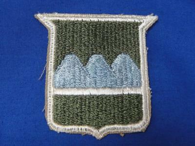"""Original WW2 Vintage U.S. Army Military Patch """"80TH DIVISION"""" Infantry A119"""