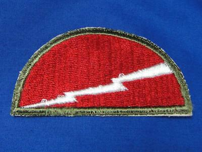 """Original WW2 Vintage U.S. Army Military Patch """"78TH DIVISION"""" Infantry A121"""