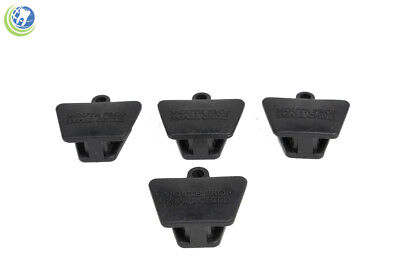 4X New Dental Mouth Prop Black Rubber Child Size Small Latex Free
