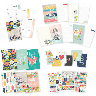 Carpe Diem Faith A5 Planner Inserts-