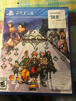 Kingdom Of Hearts Hd 2.8 Final Chapter Prologue Ps4 New Free Ship Usa Only