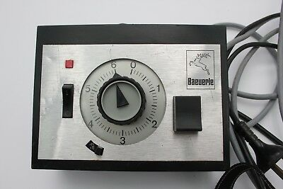 Stag Electronic Enlarger Timer 0-60 Seconds Or 0-6 Minutes