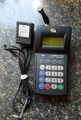 LRS T7400 Long Range Paging System Restaurant Pager Controller Transmitter Unit