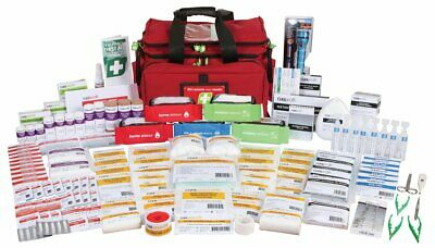 Remote Area Medic First Aid Kit WHS Compliant for 1-50 People High Risk Quality
