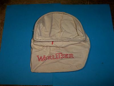 "Wurlitzer NOS  cash bag #1321148  ""D""  ring"